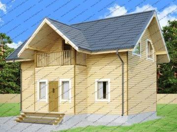 Садовый дом для постоянного проживания