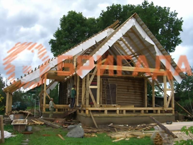 Перестройка старого дома своими руками