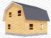 Дом под крышу