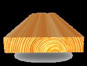 Купить обрезную доску в Костроме от производителя